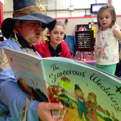 Toddler's Story Time at Imagination Street Redditch