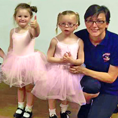 Children's Ballet Classes at Imagination Street Redditch