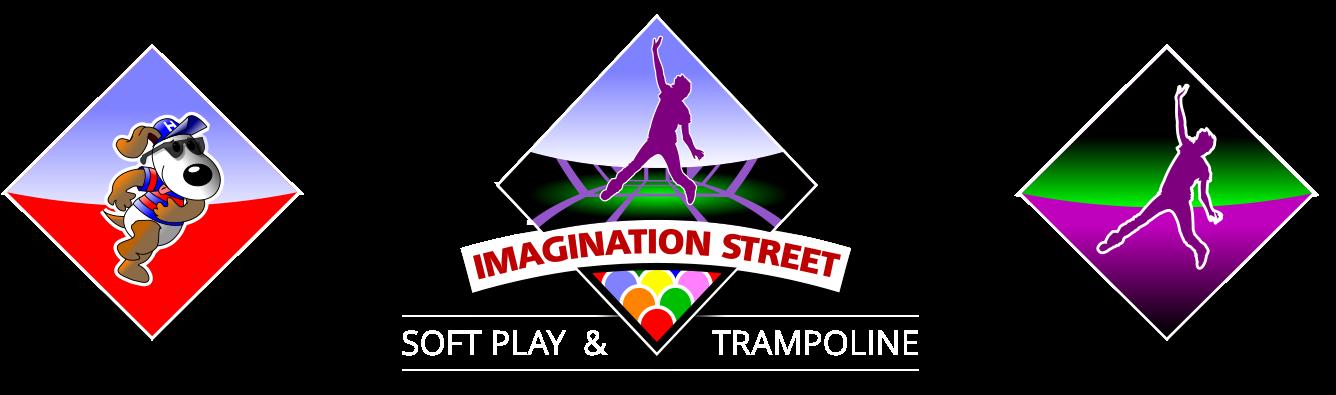 Imagination Street Retina Logo